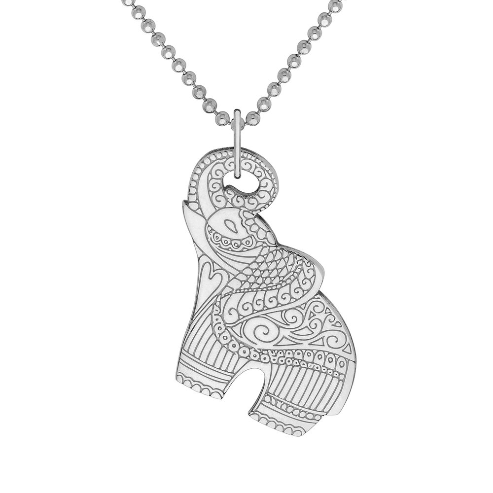 ELEPHANT PENDANT<br>from £50.00