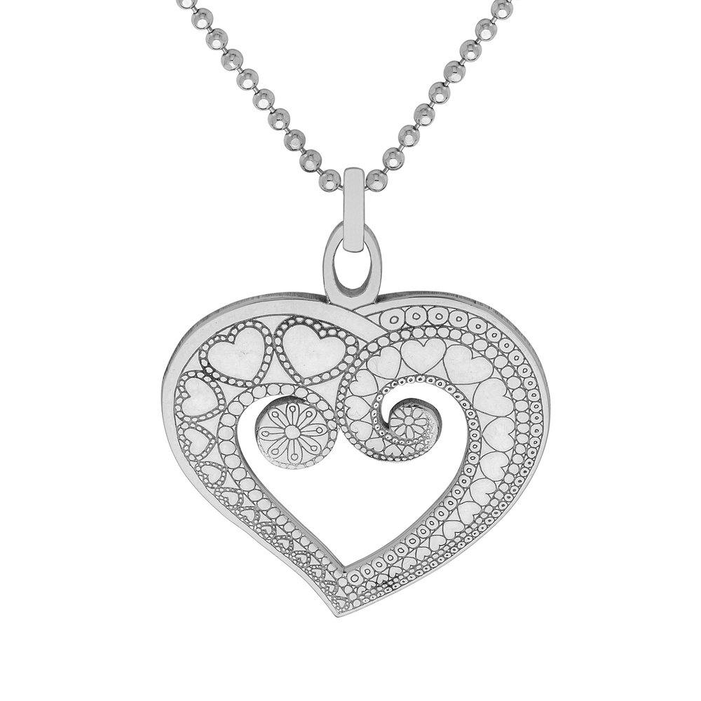 HEART OF HEARTS PENDANT<br>from £50.00