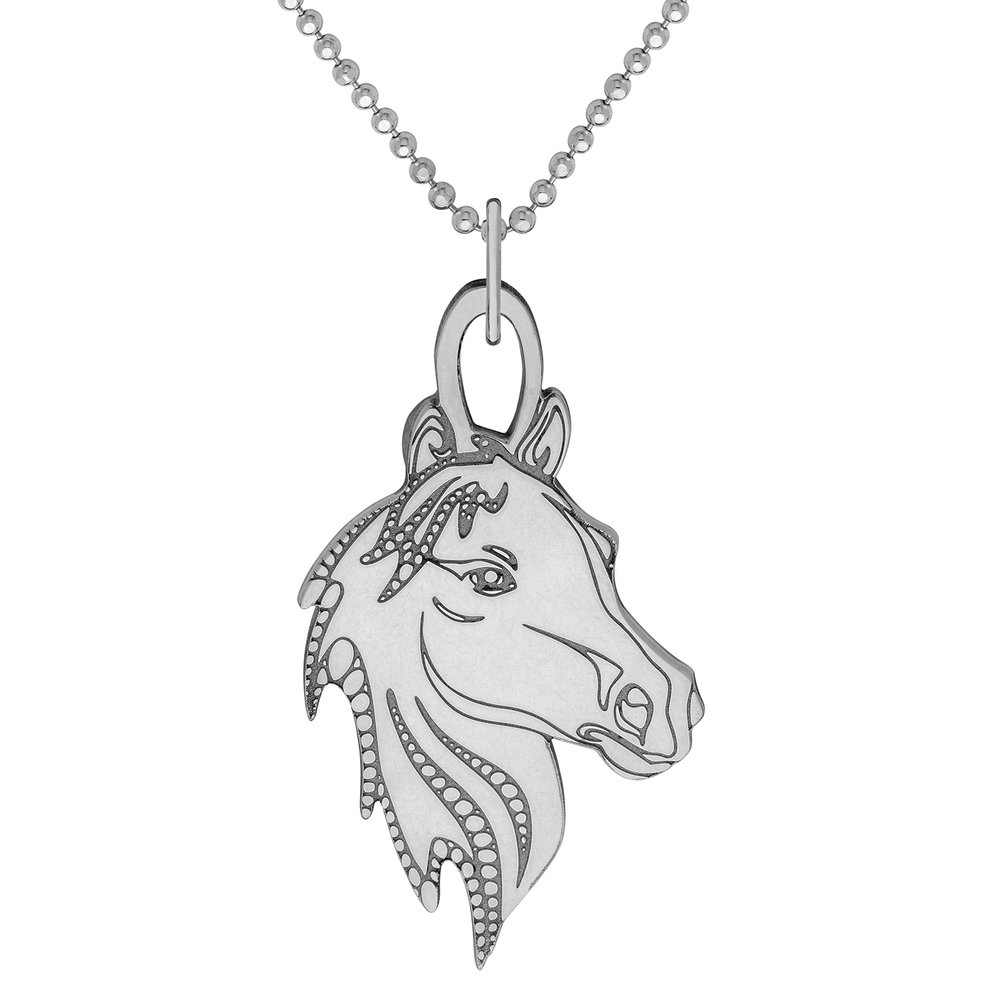 HORSE PENDANT<br>from £65.00