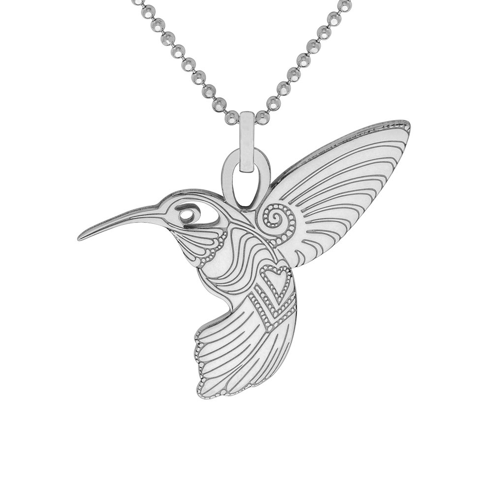 HUMMING BIRD PENDANT<br>from £65.00