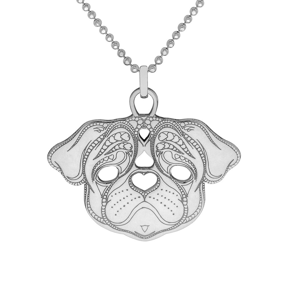 PUG PENDANT<br>from £65.00