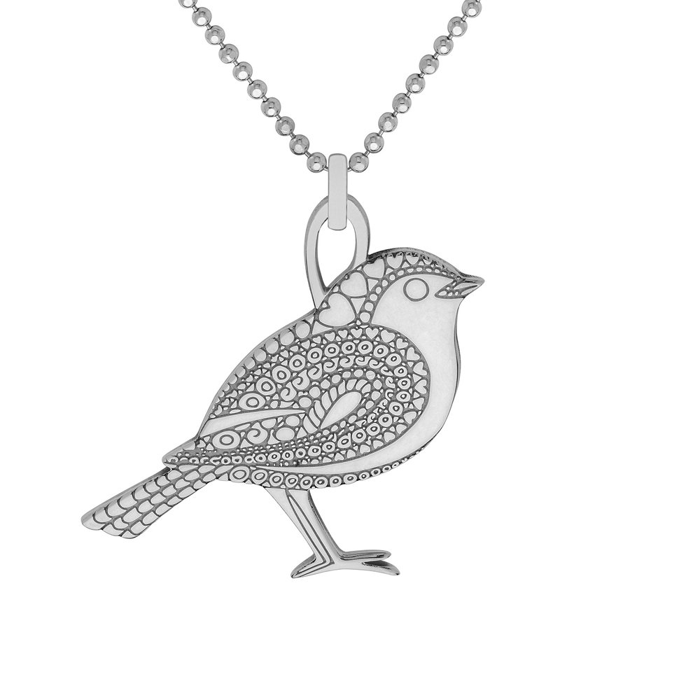ROBIN PENDANT<br>from £65.00