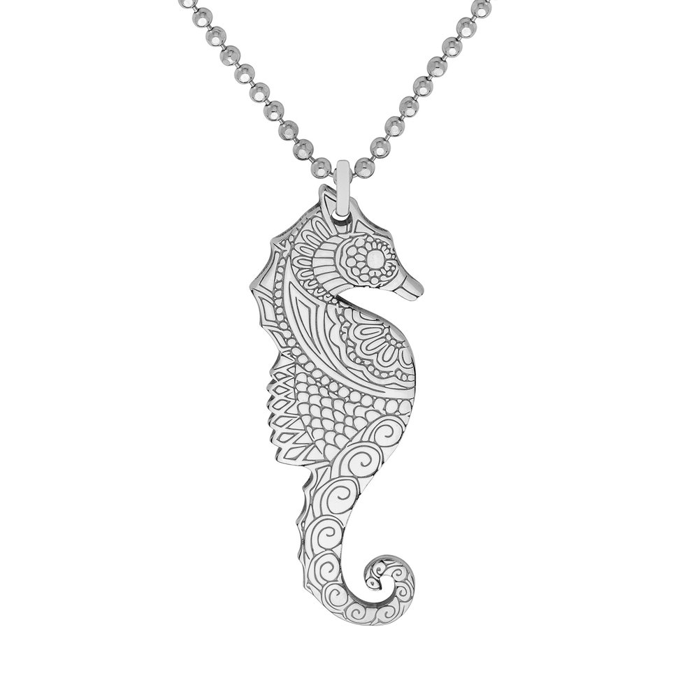 SEA HORSE PENDANT<br>from £50.00