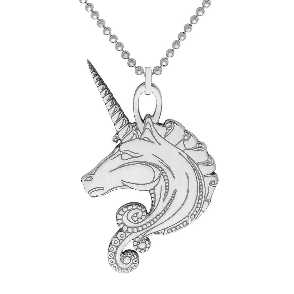 UNICORN PENDANT<br>from £65.00