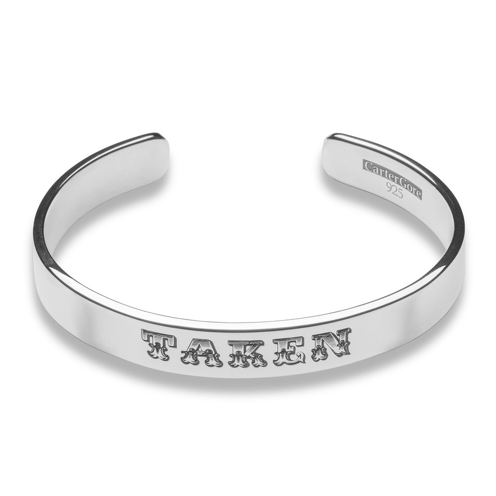 TAKEN BANGLE<br>from £50.00