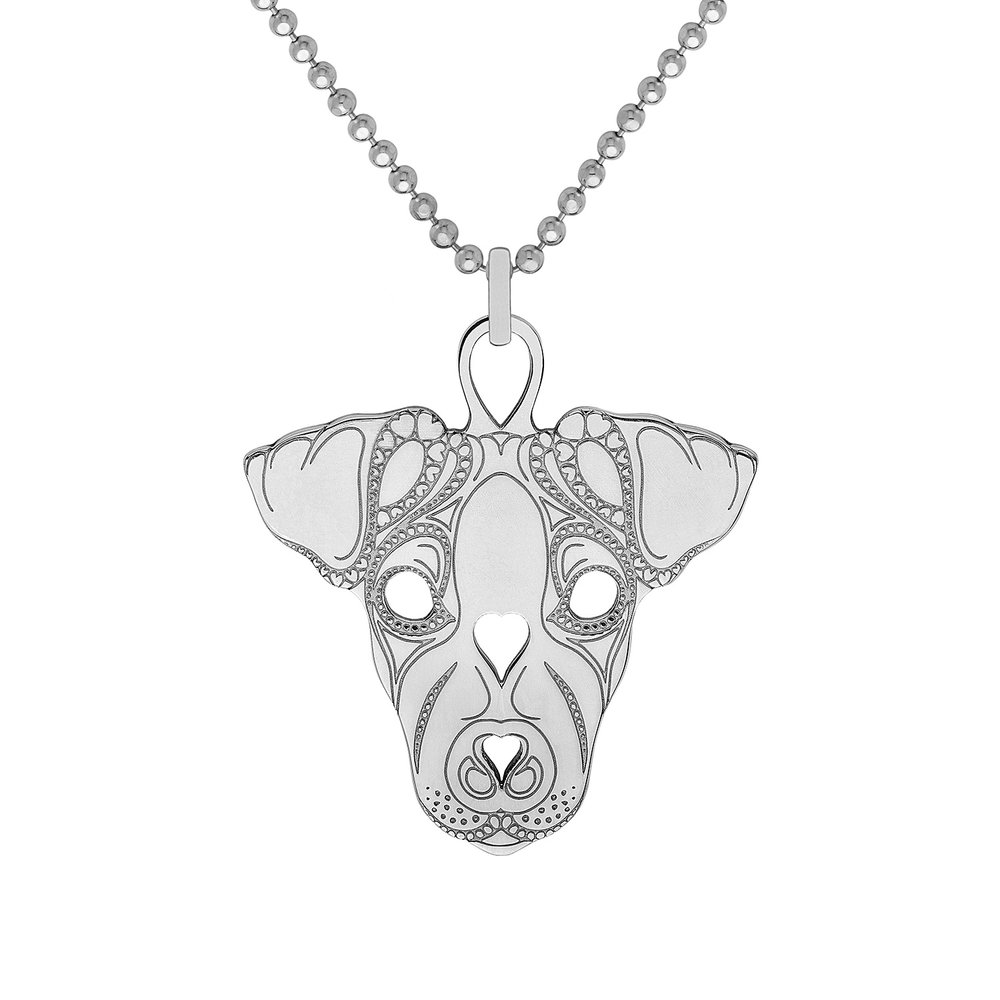 <b>New</b>: JACK RUSSELL PENDANT<br>from £65.00