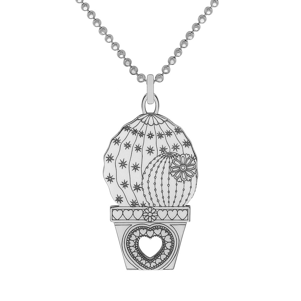Chip the cactus<br>Pendant<br>from £65.00