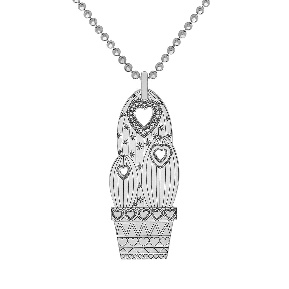 Codie the cactus<br>Pendant<br>from £65.00
