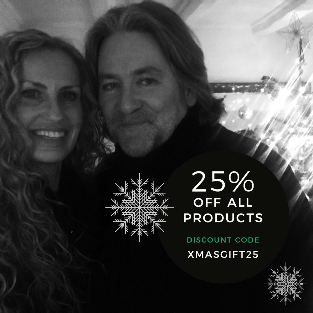 25% oFF Xmas Day & Boxing day - As a special CarterGore Christmas treat for two days only we are offering 25% off ALL our products (including Bespoke), from bangles to chokers in our Carnival Wonderland collection; from earrings to pendants in Sterling Silver and 9ct gold, to single charm and triple charm chokers in our Tattoo Candy collection.Simply enter the promo code:XMASGIFT25at check out to receive 25% off ALL our products.Merry Christmas everyone!From Gary and Cathy CarterGore.