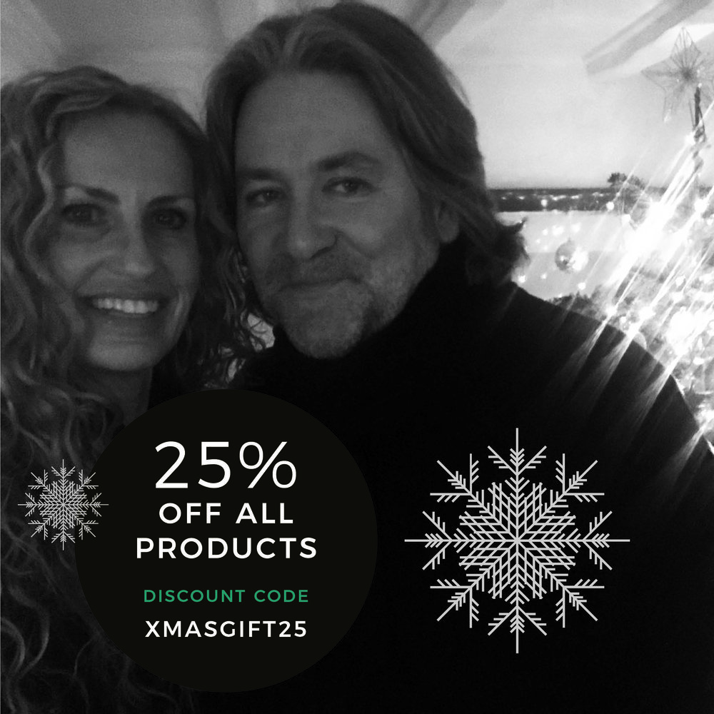 25% oFF Xmas Day & Boxing day - As a special CarterGore Christmas treat for two days only we are offering 25% off ALL our products (including Bespoke), from bangles to chokers in our Carnival Wonderland collection; from earrings to pendants in Sterling Silver and 9ct gold, to single charm and triple charm chokers in our Tattoo Candy collection. Simply enter the promo code: XMASGIFT25 at check out to receive 25% off ALL our products.Merry Christmas everyone! From Gary and Cathy CarterGore.
