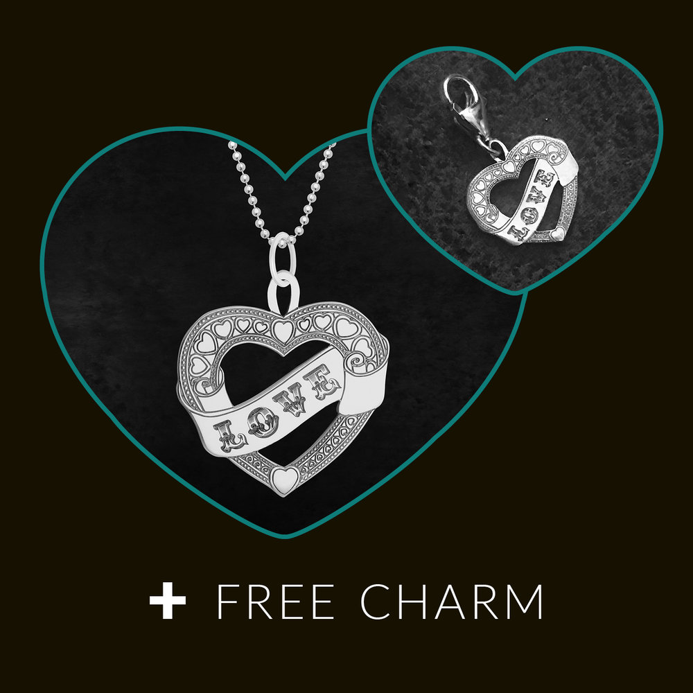 Perfect Mother's Day Gifts - Have a mum in a million? Spoil with something she'll really treasure this year. For every Mother's Day purchase worth £50 or more, you'll receive a FREE CarterGore Sailor Heart Charm. We offer bespoke pieces too that you can customise - drop us a DM with your design ideas!Ch-ch-check out these ideas everyone!Shop now