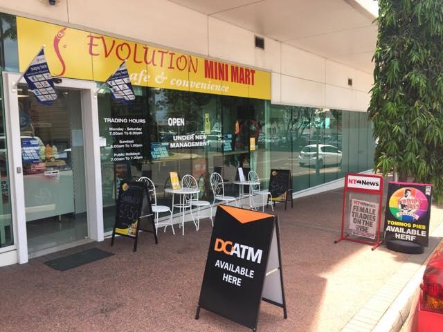 Evolution Mini Mart