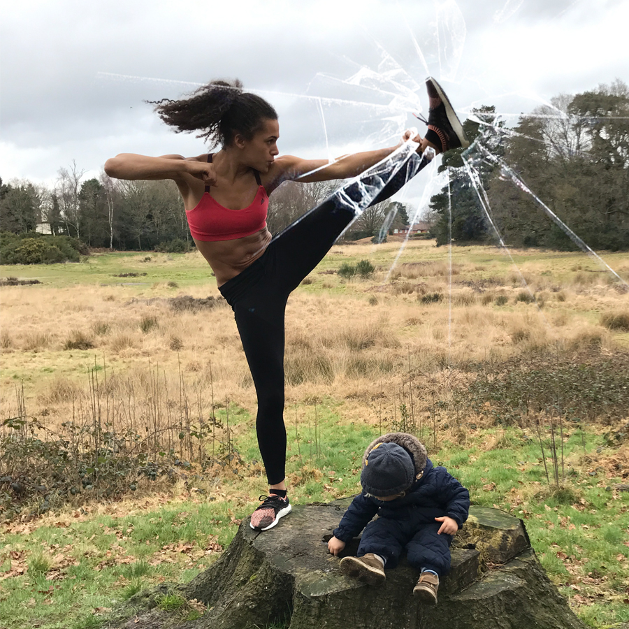 I'm a mum on a mission; to shatter the stereotype of postnatal fitness and what it means to be a Strong Mum! -