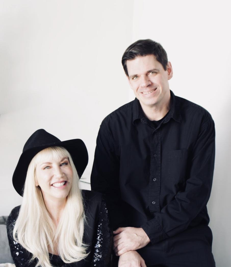 Ellen Wittenbrock and Scott Lea, Managing Partners at Belladonna Day Spa
