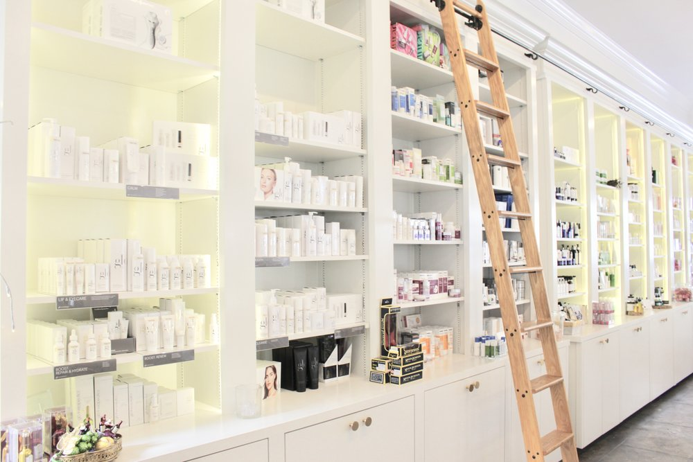 Retail Space at Belladonna Day Spa