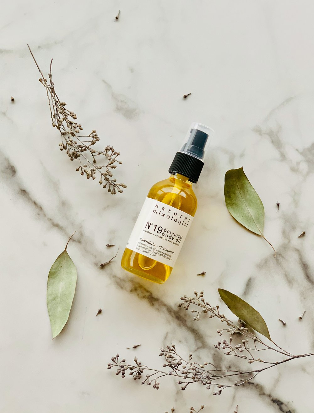 No. 19 Botanical Body and Facial Oil