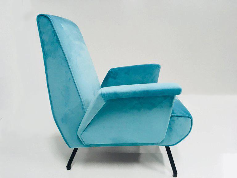 Mid Century Velvet Armchair copy.jpg