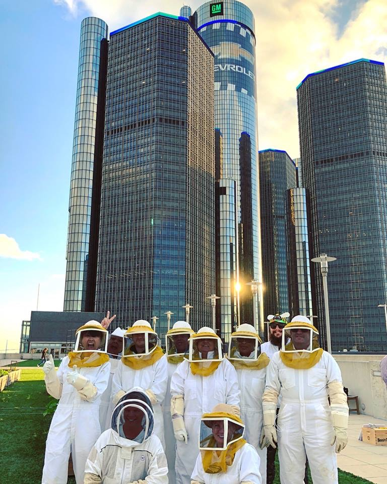 Events — Bees In The D