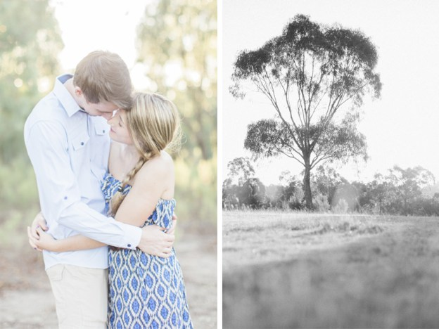 australian engagement session