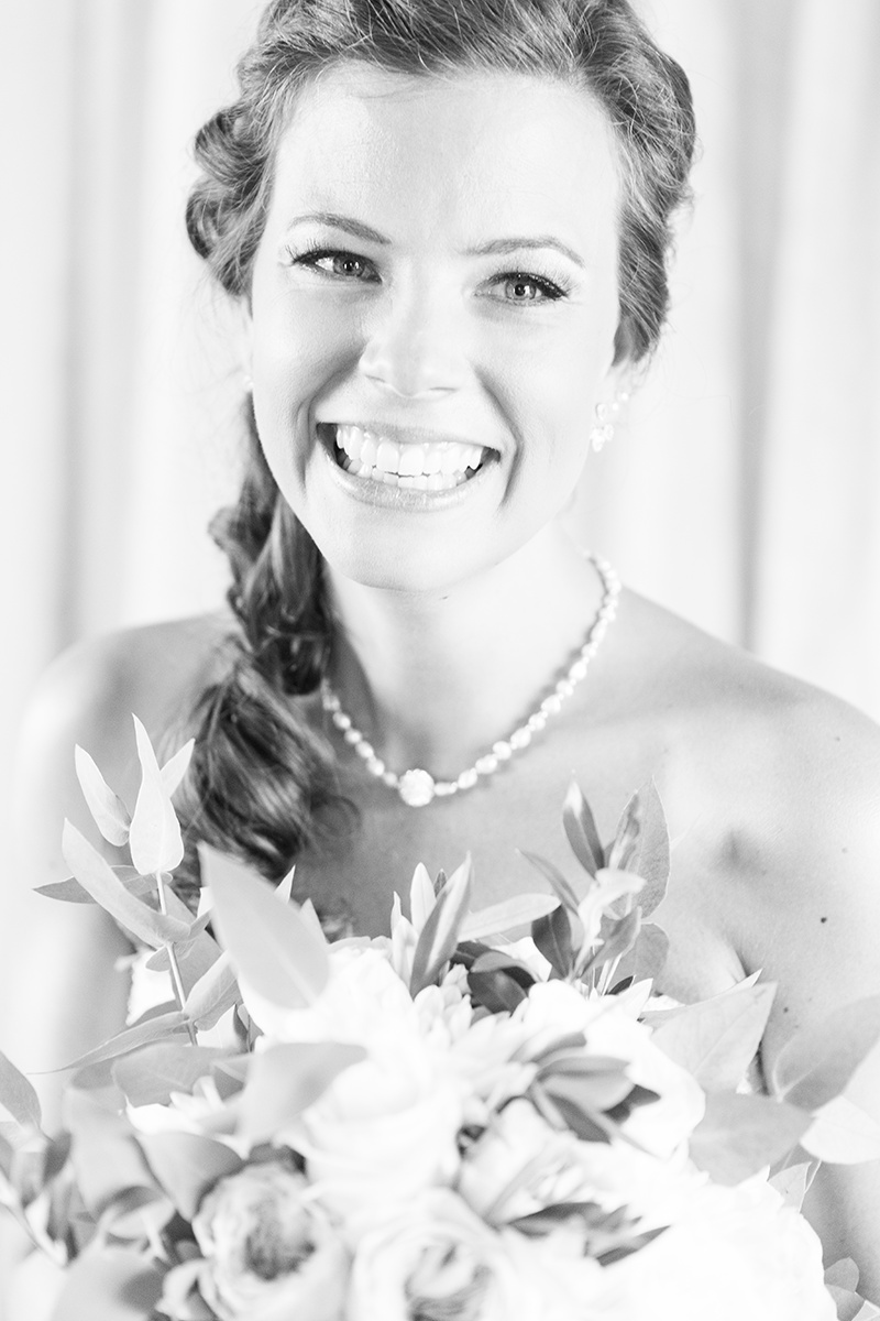BRIDAL PORTRAITS - We will use this time to photograph the bride alone.We don't want to cut time from this part of the day because oftentimes these images help tell great stories for your album.
