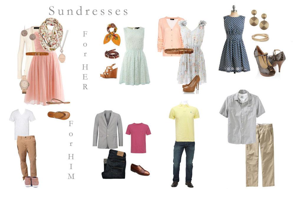 what wear spring engagement sundress.jpg
