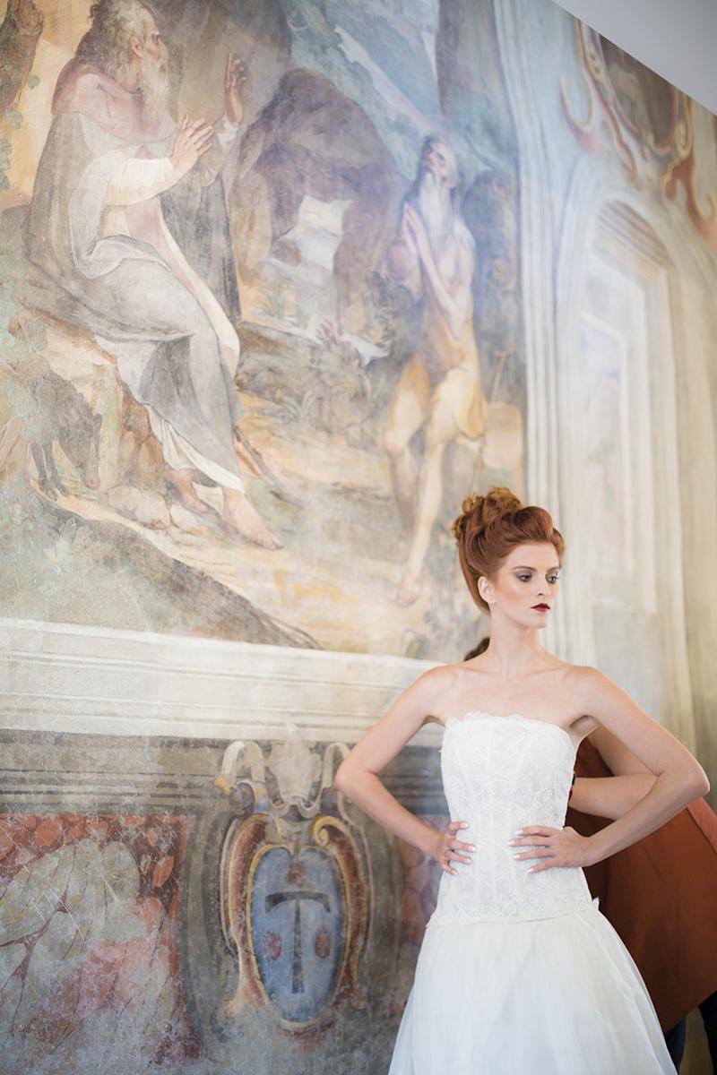 Lavender wedding Assisi2