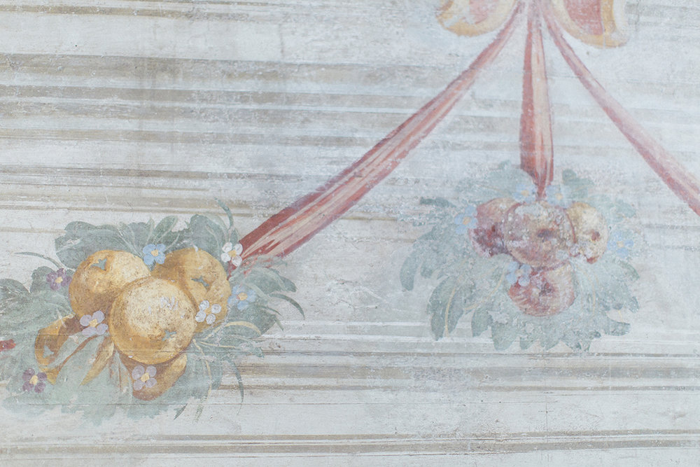 Lavender wedding Assisi