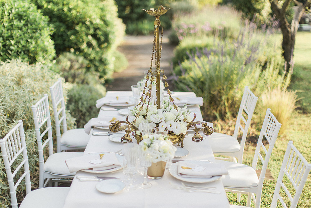 garden wedding Assisi