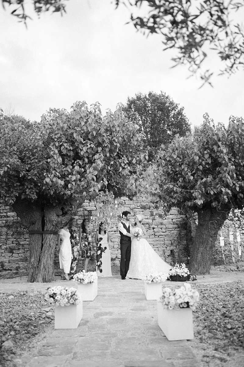 Garden wedding Assisi 3
