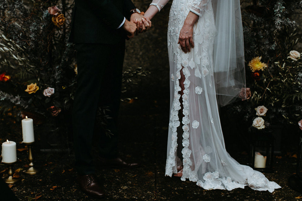 Fonte:  Rock My Wedding  | Image by Haydn Rydings
