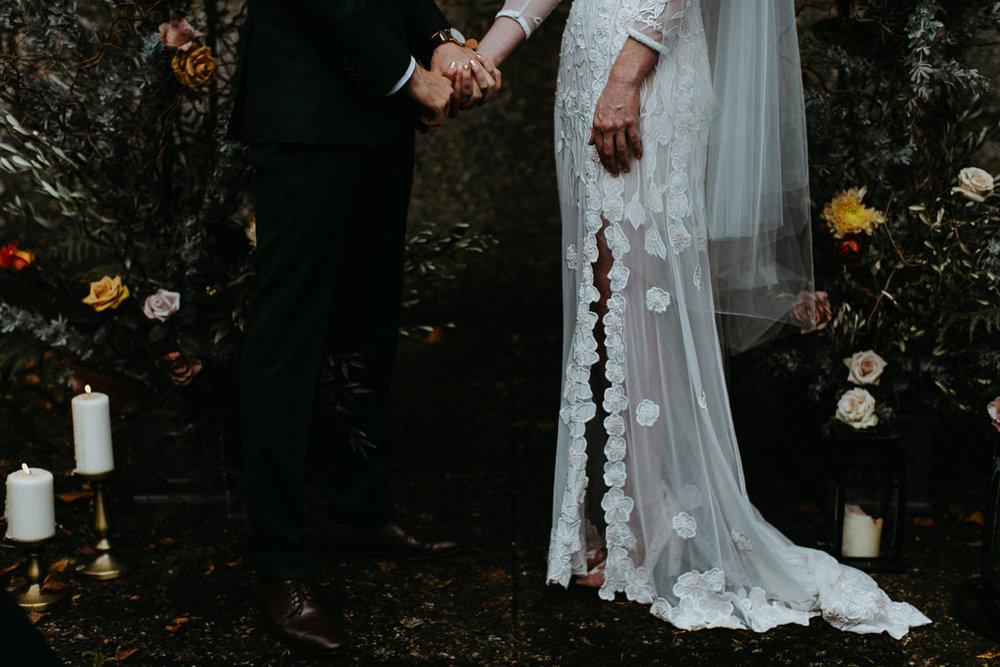 Fonte:  Rock My Wedding   Image by Haydn Rydings