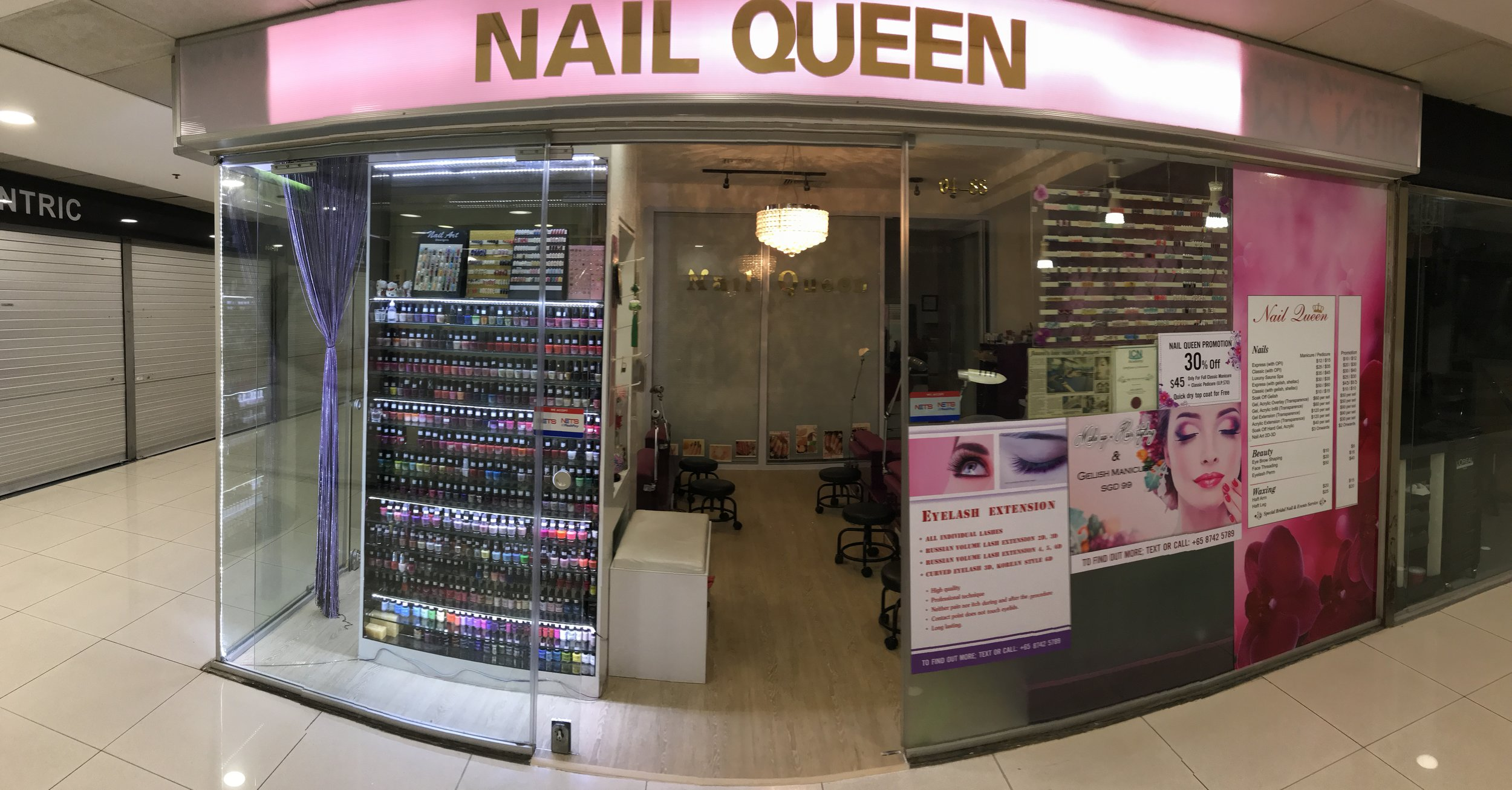 Nail Queen Far East Plaza