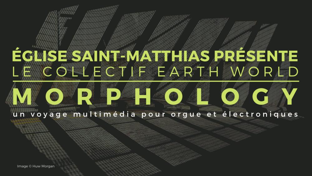 Morphology (Nov. 2018) - St. Matthias' Anglican Church, Westmount