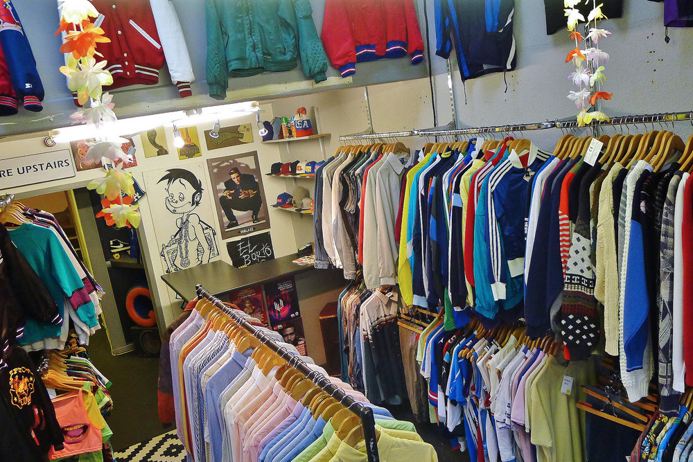 Bristol is packed with great vintage shops