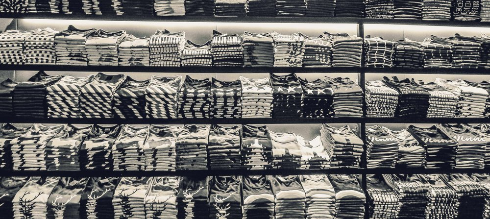 Are your clothes one of a kind or one of many?