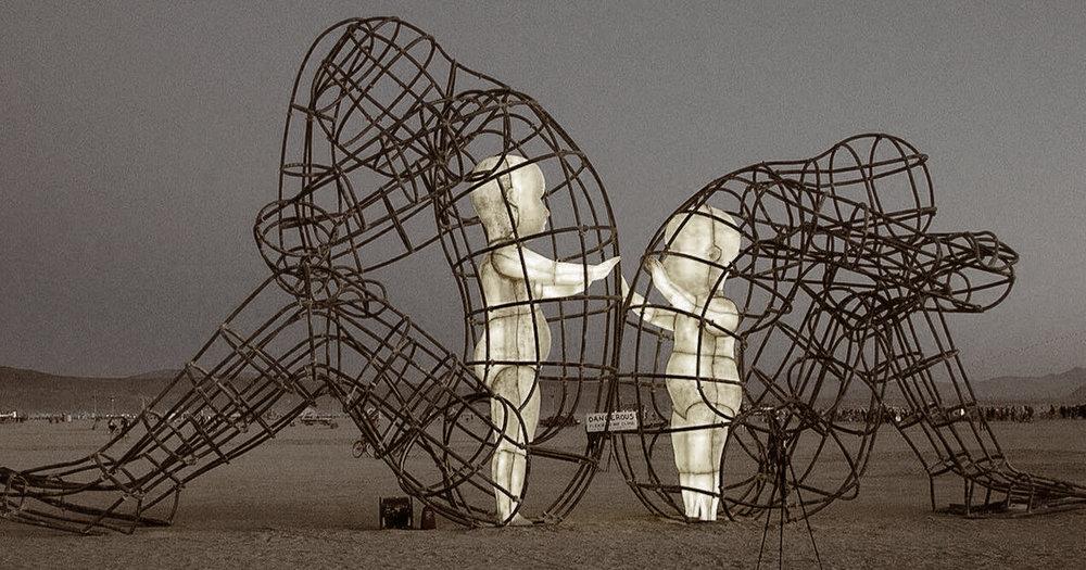 sculpture: Alexander Milov