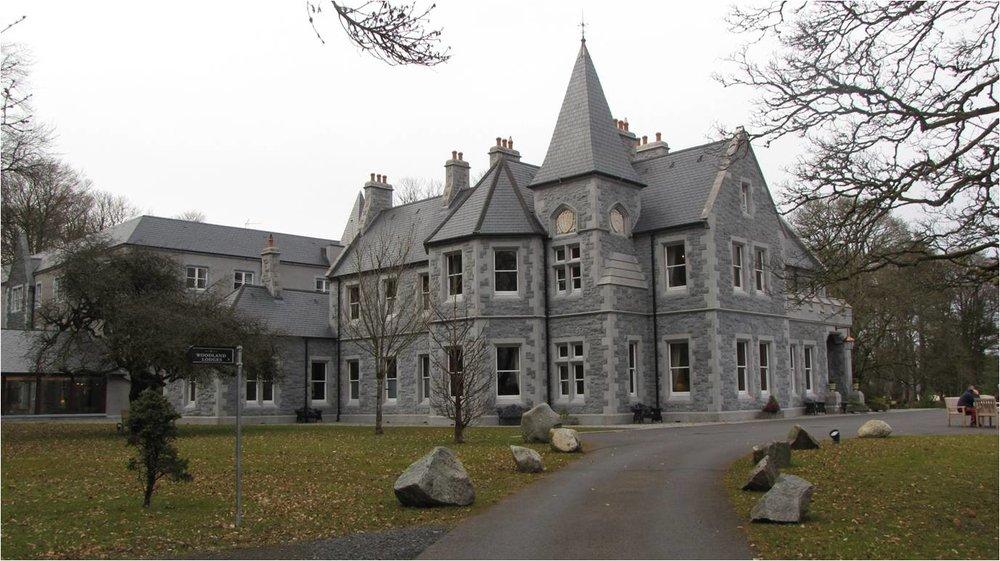 Mt. Falcon Castle, Ireland