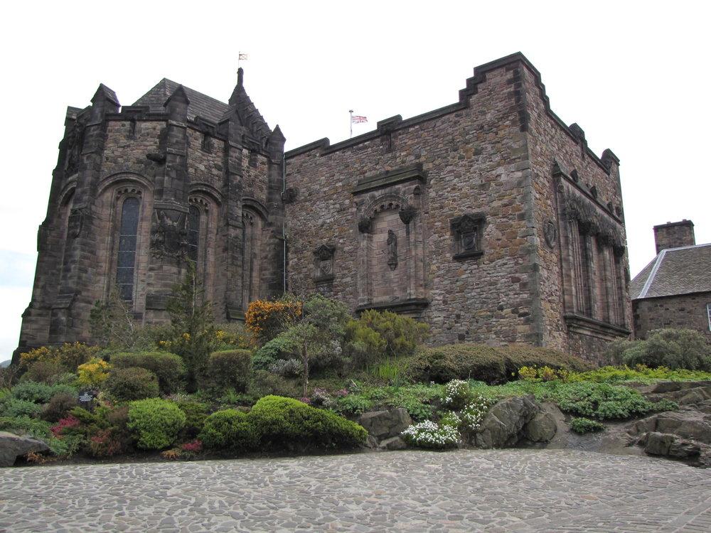 Scottish National War Memorial Building