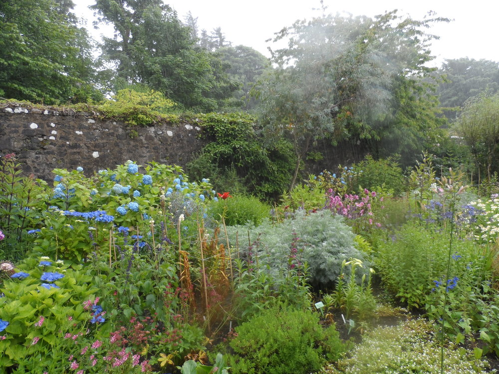 The Walled Garden Dunvegan Castle