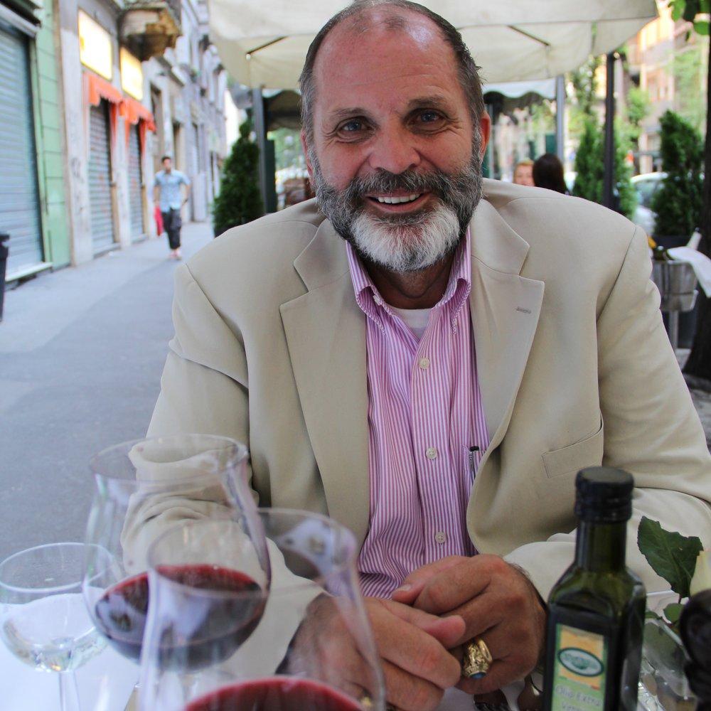 Hank Schrader of Dream Destinations in Italy