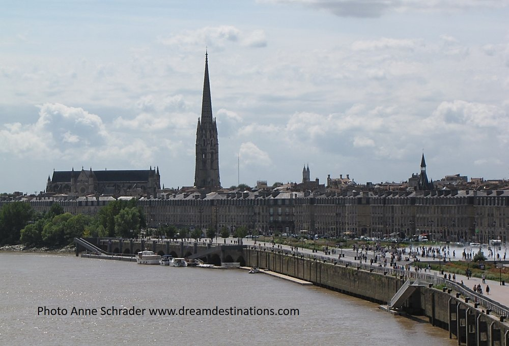 We planned a 2019 Bordeaux Cruise using our Future Cruise Credits with AmaWaterways—a 5% discount—it took trust for all to get this great benefit!