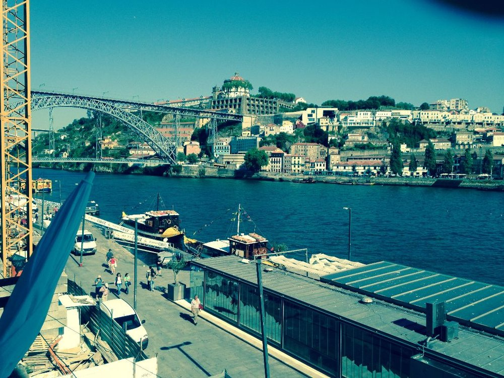 Porto, Portugal. This photo was taken by the Howards on their AmaWaterways Douro Cruise.