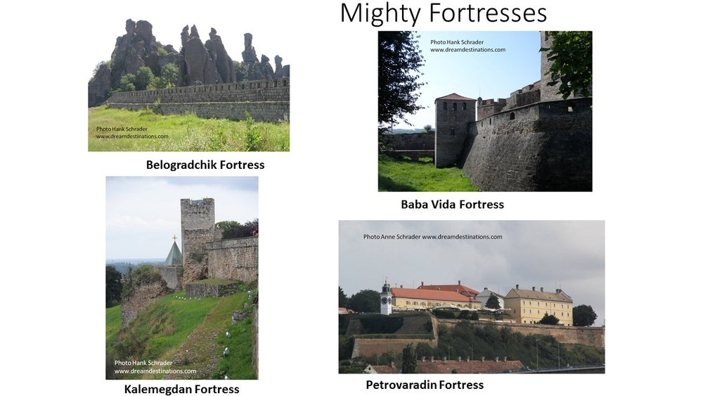 Mighty Fortress on the Lower Danube