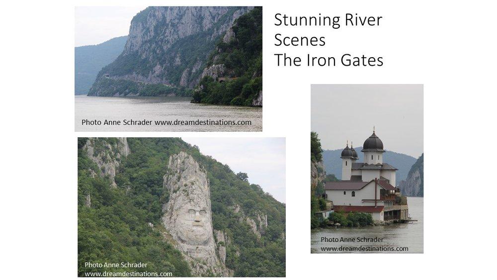 Iron Gates Photos