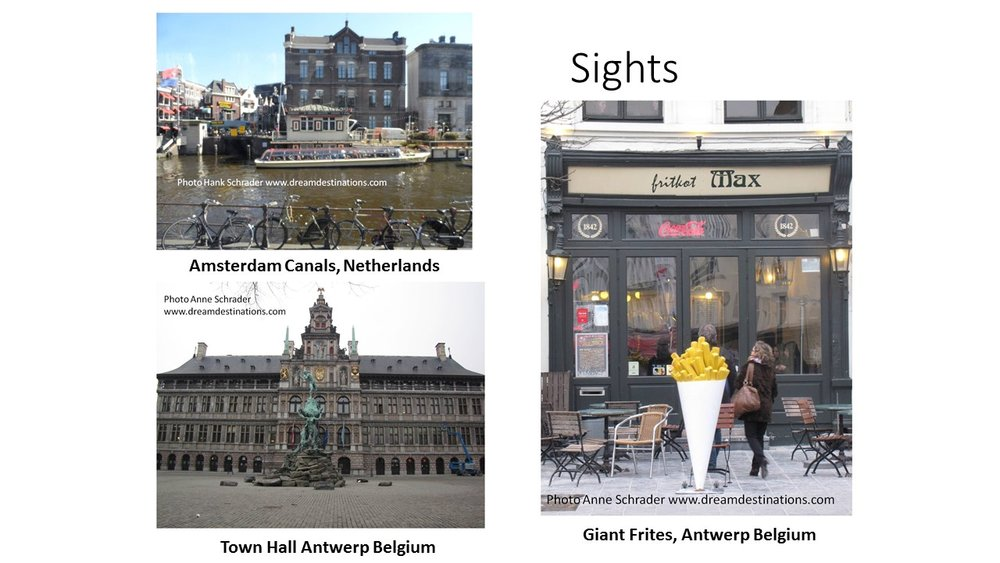Some Sights in Northern Europe