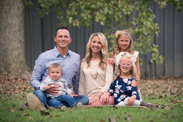 The Gossett family