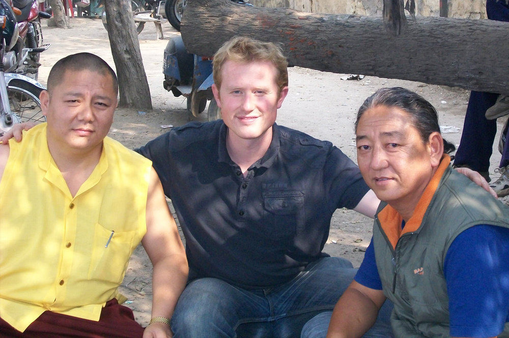 Talk To Real Buddhist Monks About Their Journeys