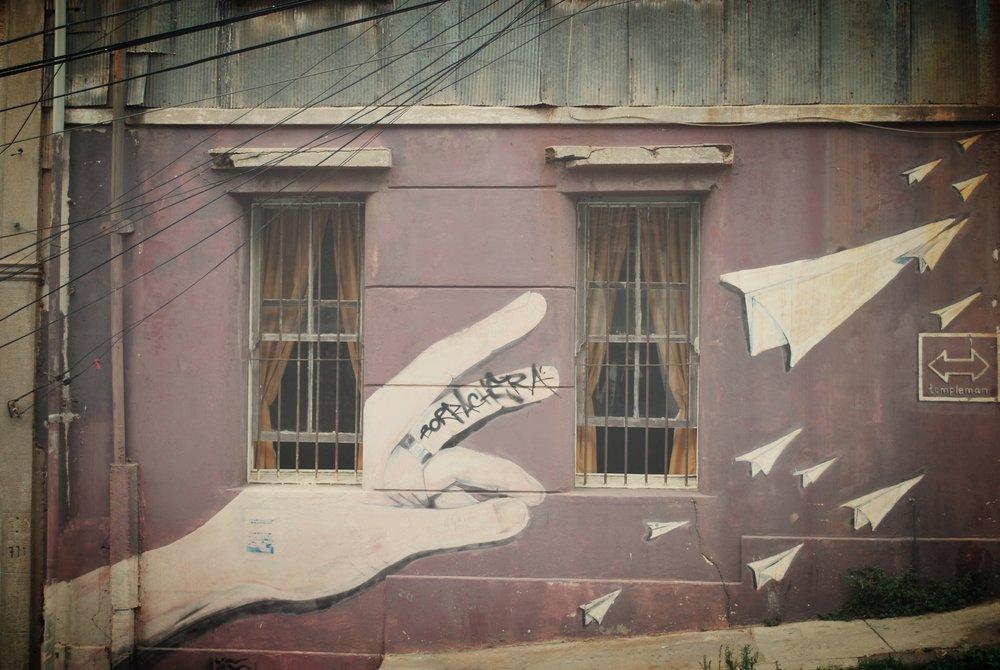 (Valparaíso, Chile 2016)