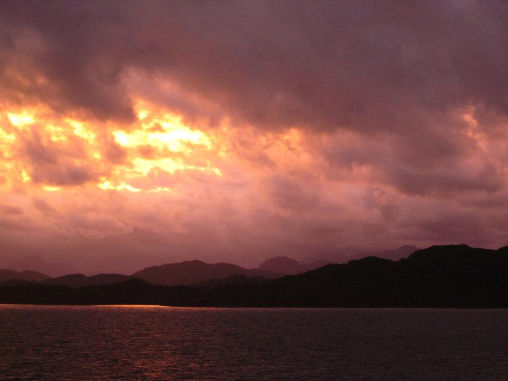 Laivamatkalla Patagoniaan, Chile 2016. Kuva liittyy tekstiin vähän tai ei lainkaan.