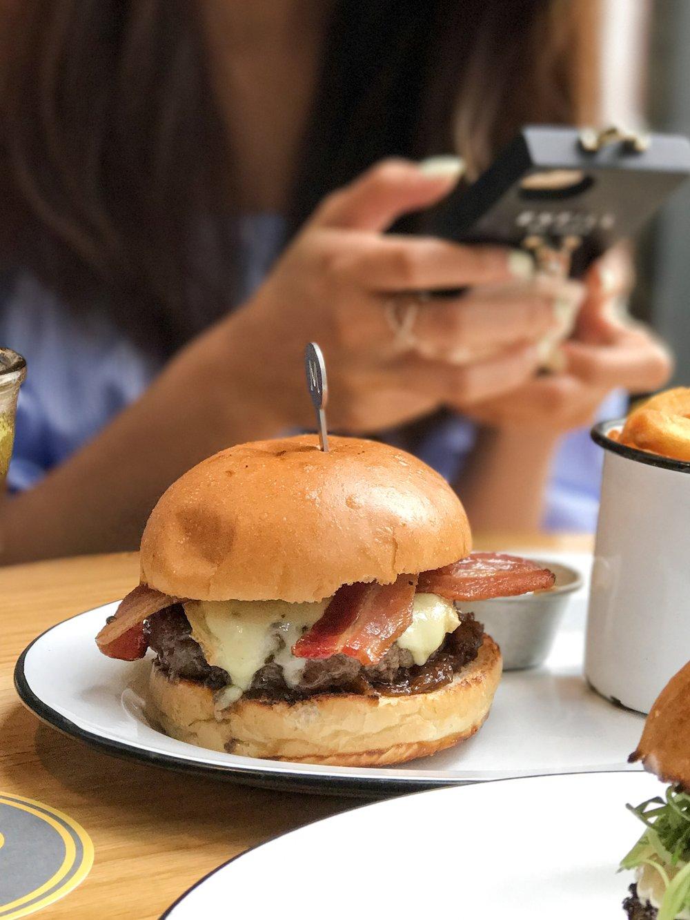 Bacon Cheese -